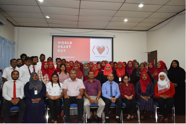 Medica Hospital conducted Cardiovascular Disease Prevention Information Session for Anti-Corruption Commission of Maldives