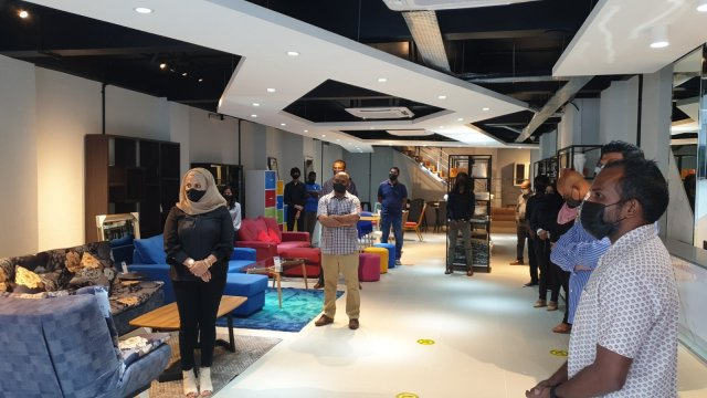 Damas Opens a New Showroom in Male' City